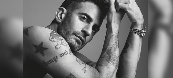 Get to Know More about Marc Jacobs Tattoos & Their Meanings