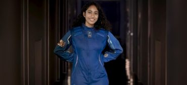 Second Indian Woman In Space From America
