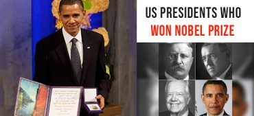 Look at the 4 US Presidents Who Have Won Nobel Prize
