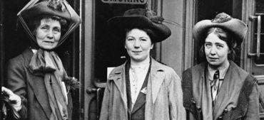 The U.S. Women's Suffrage Movement