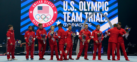 USA Team for Tokyo Olympics