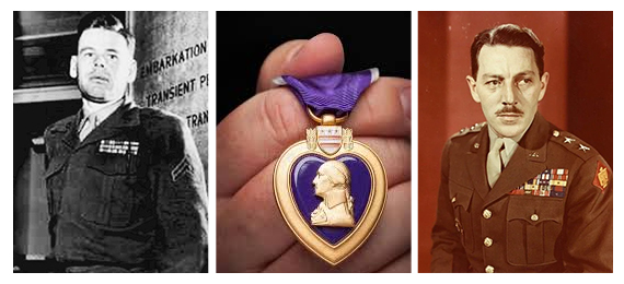 Who Has Bagged the Most Purple Heart Medals?