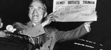 What Happened during the 1948 Election