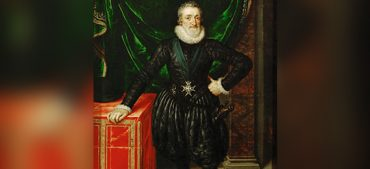 Where Did Henry IV Celebrate Christmas during His Reign?