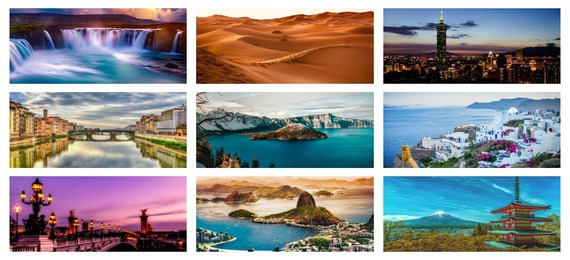 Top 10 Most Beautiful Countries to Escape Life