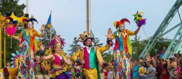 Interesting Facts about the Grand Carnivale at Kings Island