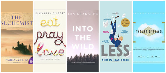 Top 5 Inspirational Travel Books of All Time