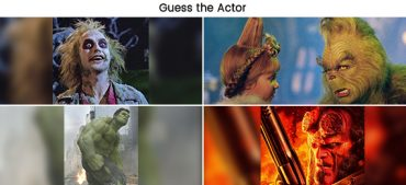 Can You Guess The Famous Actor Based on Random Movies They Were In?