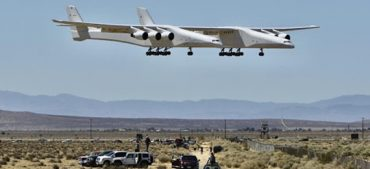 22 Unbelievable Facts About STRATOLAUNCH Plane