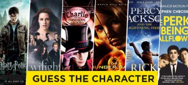 Will You Guess the Novel Character from the Movie?