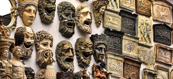 facts about greek mythology