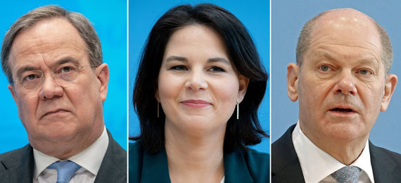 German Elections 2021