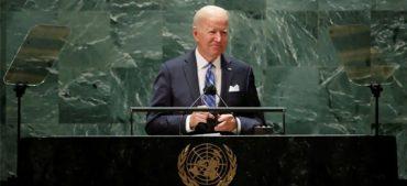UN General Assembly, President Speech at UNGA