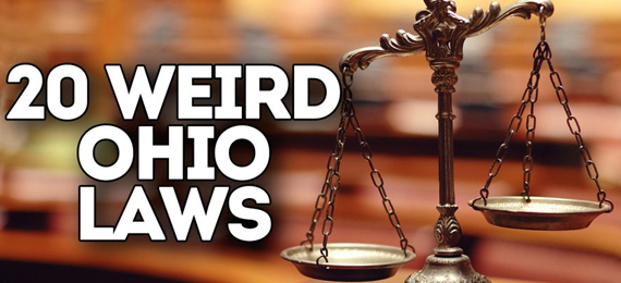 Are There Any Weird Laws in Ohio?