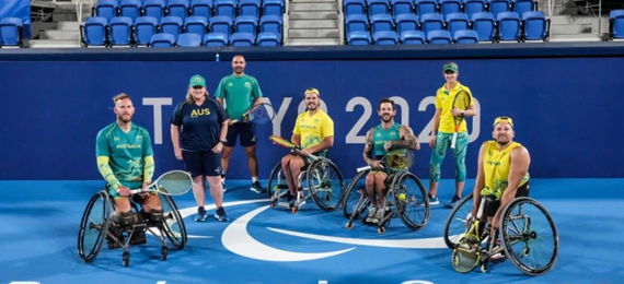Paralympic champions
