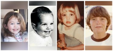 Can You Score 10/10 on This Celebrity Childhood Pictures Quiz?