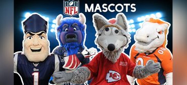 Can you score 10/10 on this NFL football mascots quiz?