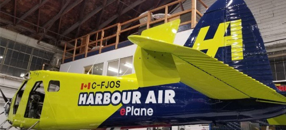 Electric Powered Airplane: Will History Be Rewritten?