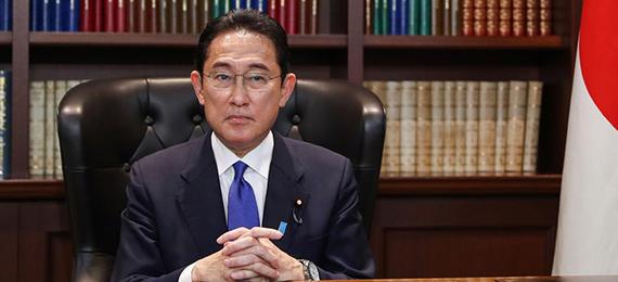 Fumio Kishida to Replace Yoshihide Suga as Japan PM
