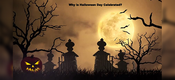 Halloween History: Why Is Halloween Celebrated on October 31?