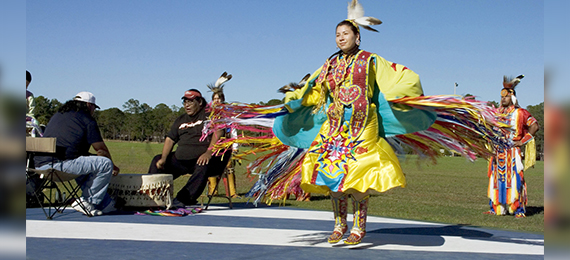 history of Native American Day