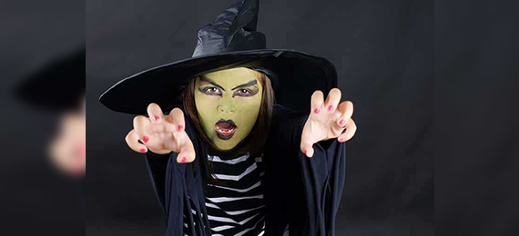 The Story behind Wearing Scary Halloween Costumes
