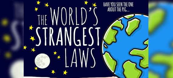 weird laws in the world