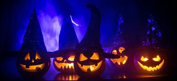 colors of Halloween