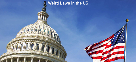weird laws in the US