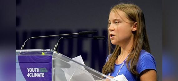 '30 Years of Blah Blah Blah' Greta Thunberg's Speech at Climate Talks