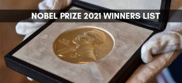 Nobel Prize Winners 2021: Here's the Complete Winner List