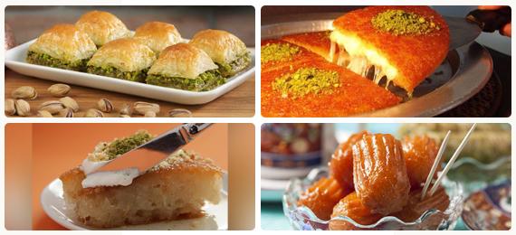 Take the Ultimate Turkish Desserts Quiz Online