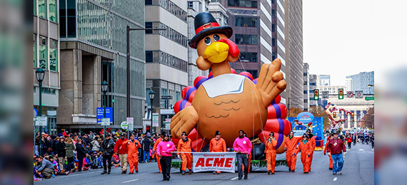 What City Has the Oldest Thanksgiving Day Parade?